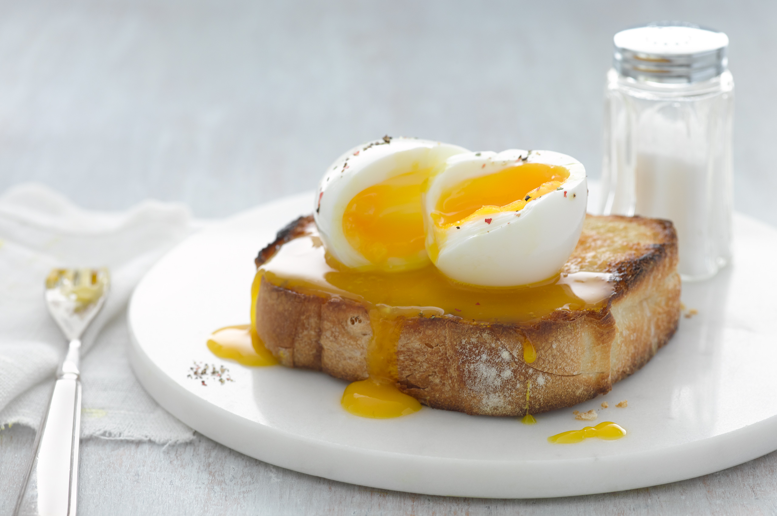 Soft Boiled Egg Toast