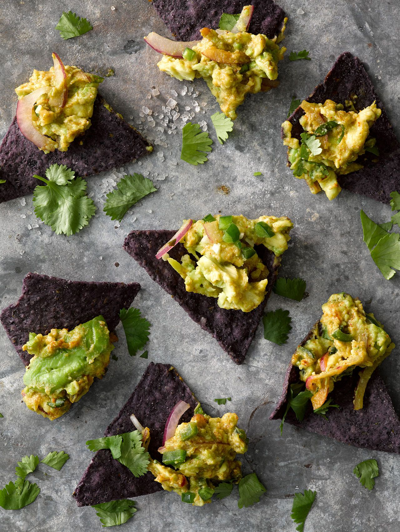Tortilla Chips with Guacamole