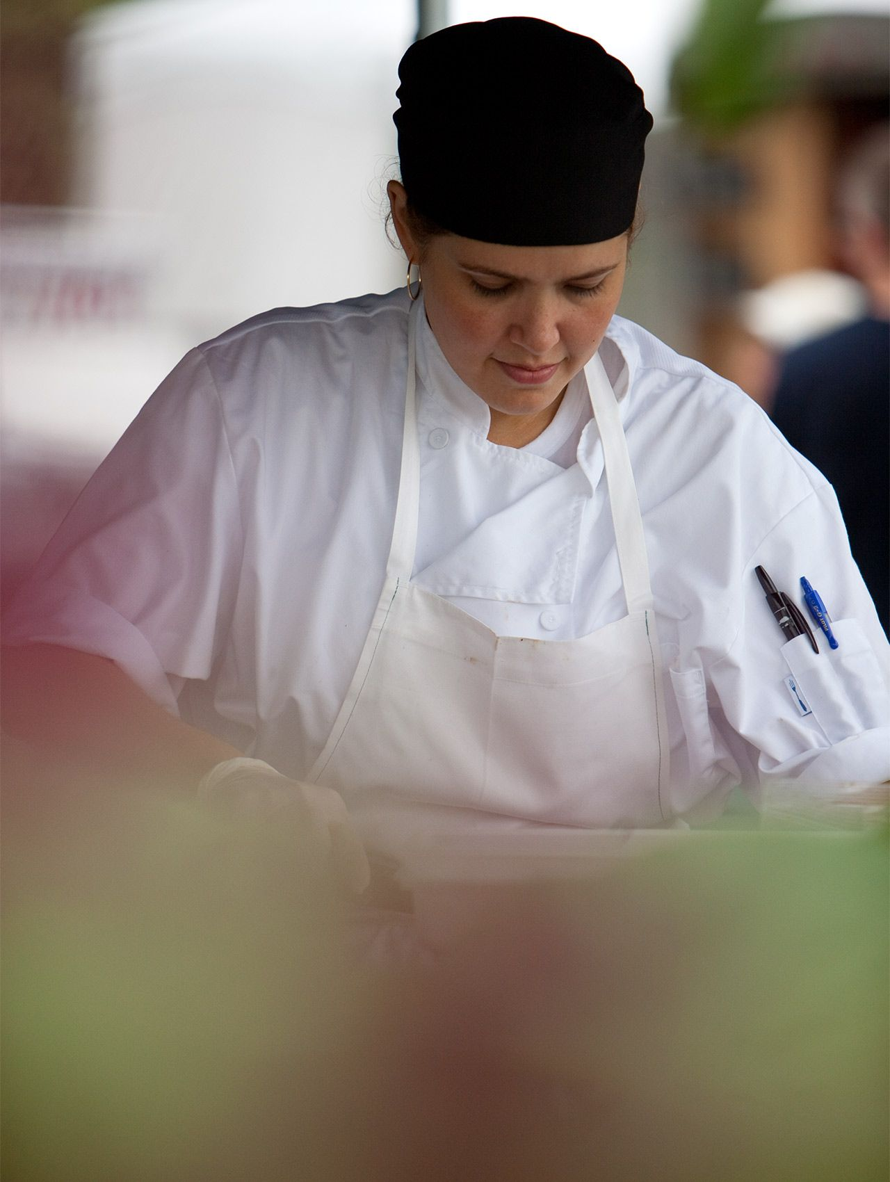 Chef Outstanding in the Field