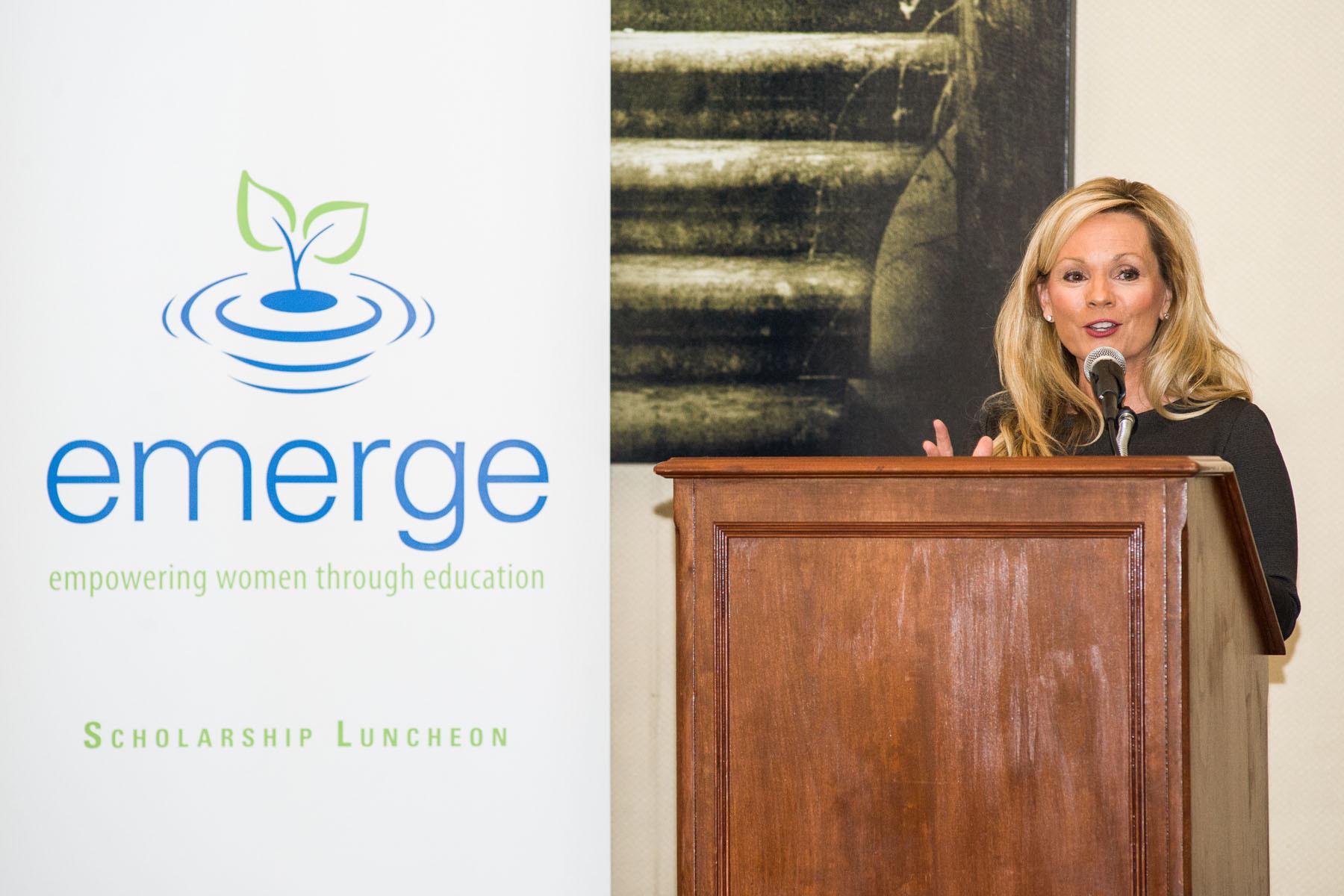 Emerge Scholarship Luncheon