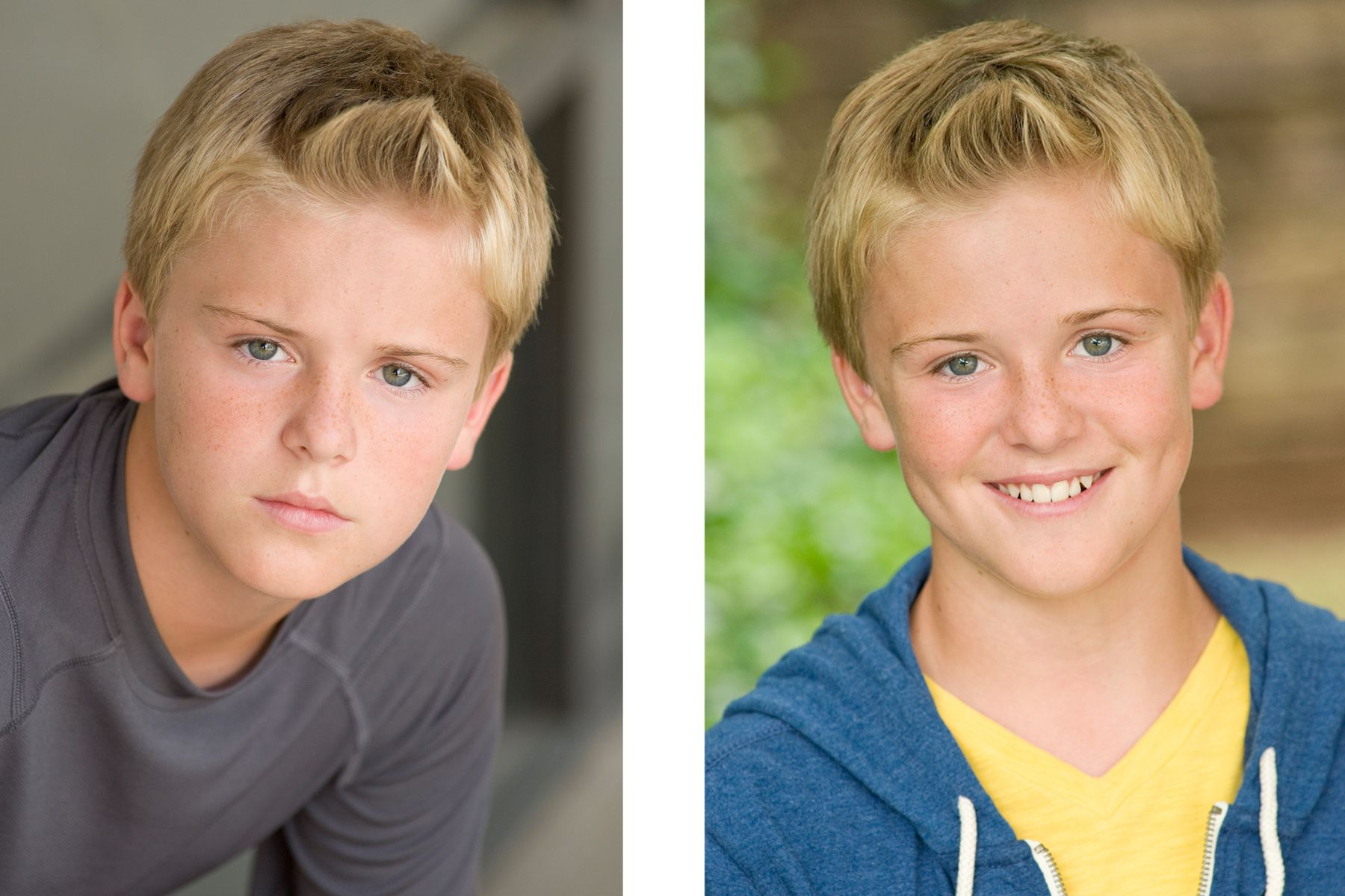 Kids Head Shots