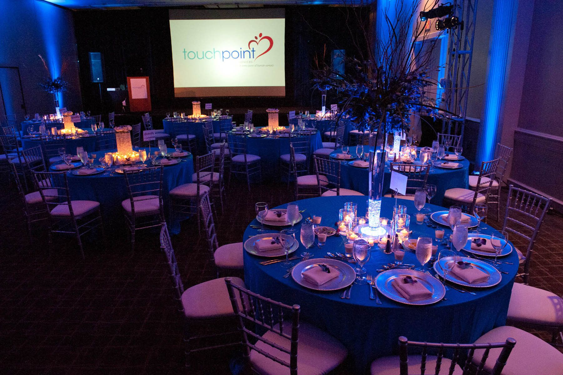 Touch Point awards luncheon
