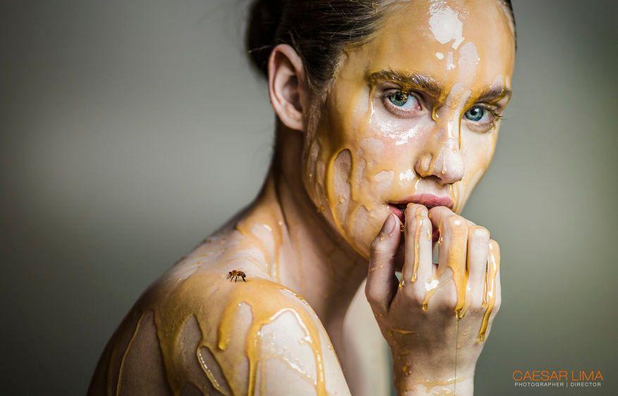 Model: Victoria LehmanPhoto: Caesar LimaMakeup and props: Veronica