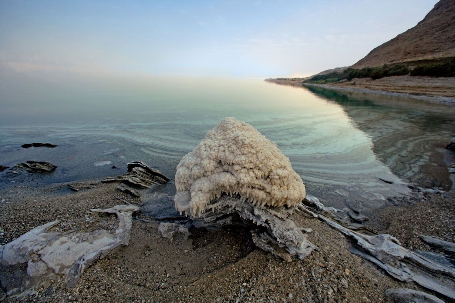 Landscape from the Dead Sea