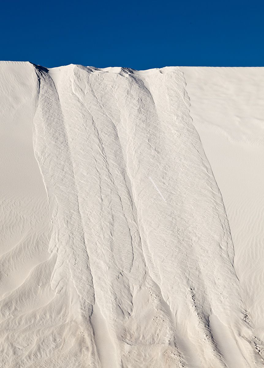 Sand Patterns VI,IWhite Sands National Monument