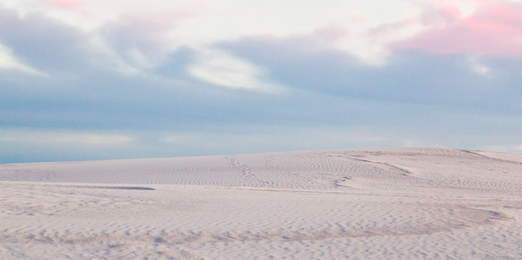 Dunescape I, White Sands National Monument