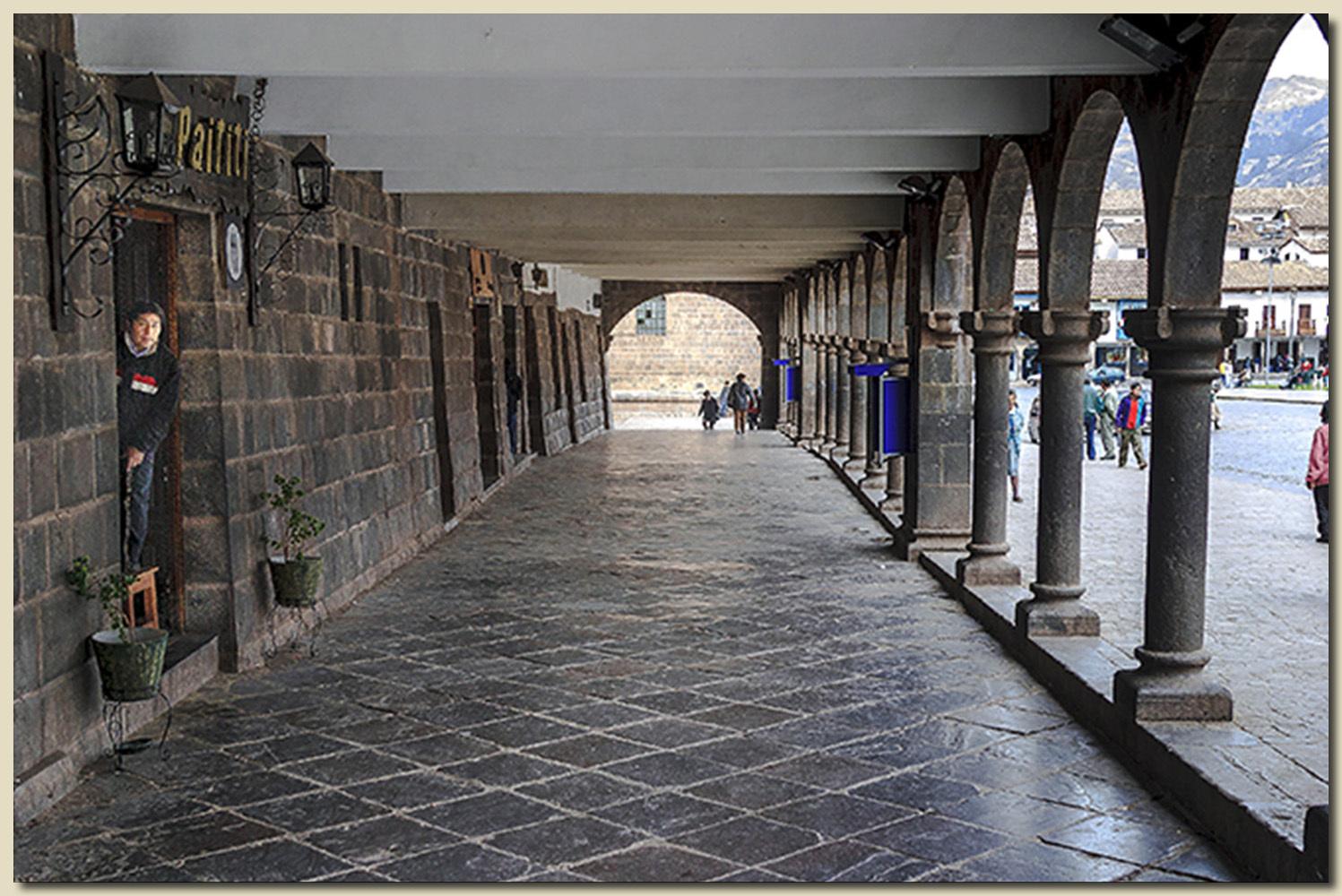 Cusco Archway