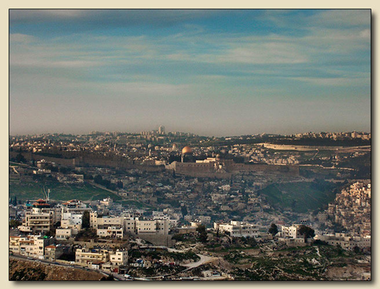 Jerusalem III
