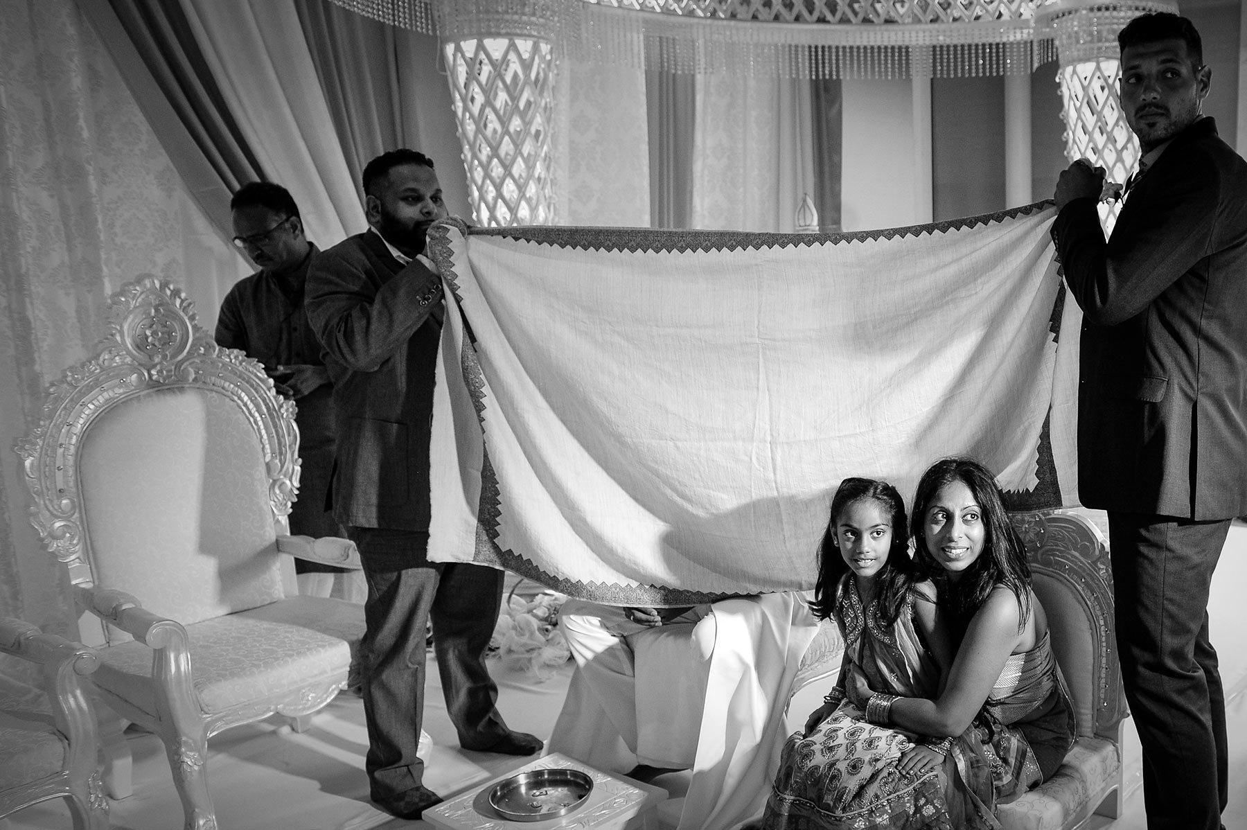 Montreal indian wedding ceremony