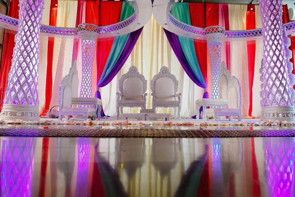 Montreal indian wedding