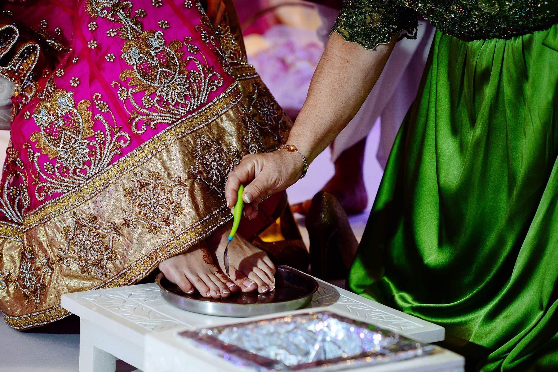 Montreal wedding photographer, indian ceremony