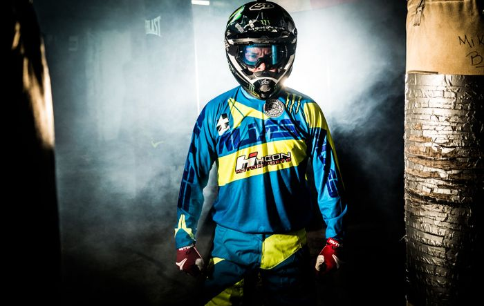 Jector Lopez Motocross Rider