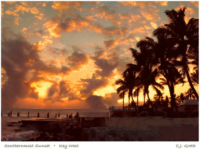 1Southernmost_Sunset