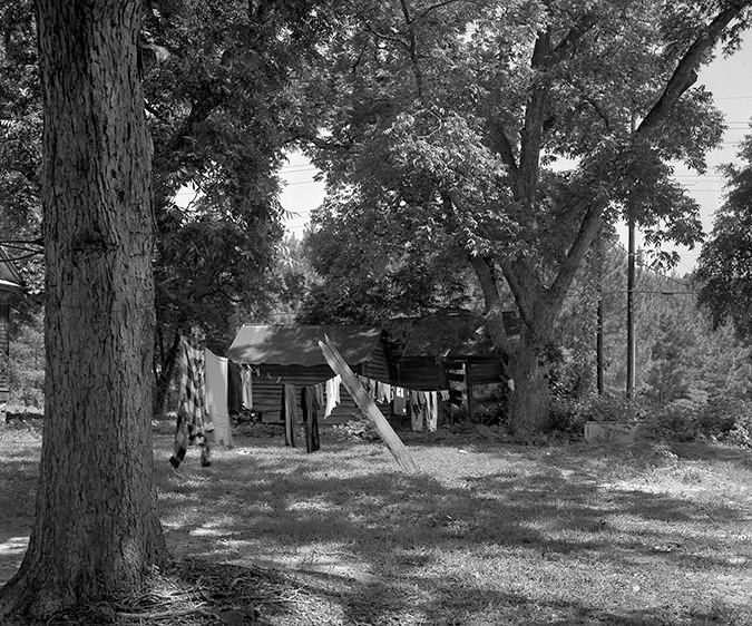 Eudora's Backyard 1999