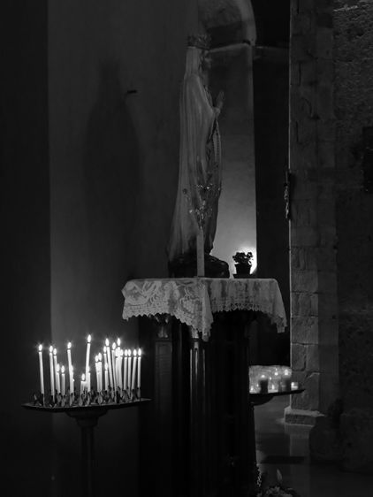 Prayer Candles   2016