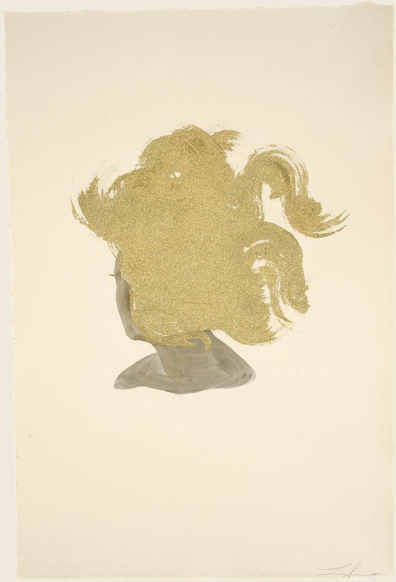 Gold Head D, 2011