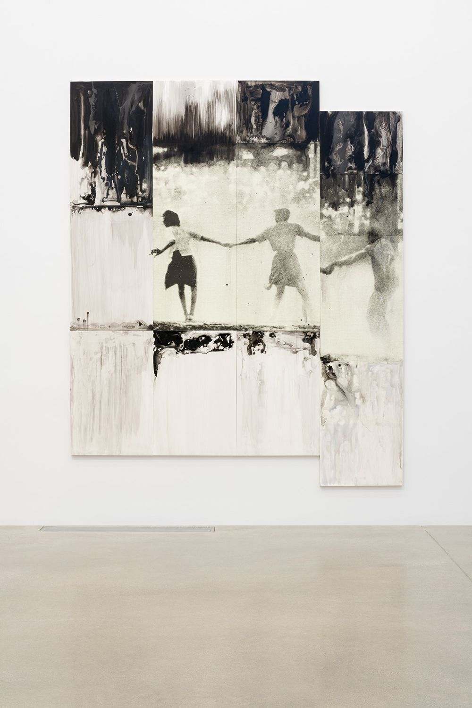 Three Figures, 2014 Rennie Museum (installation view)