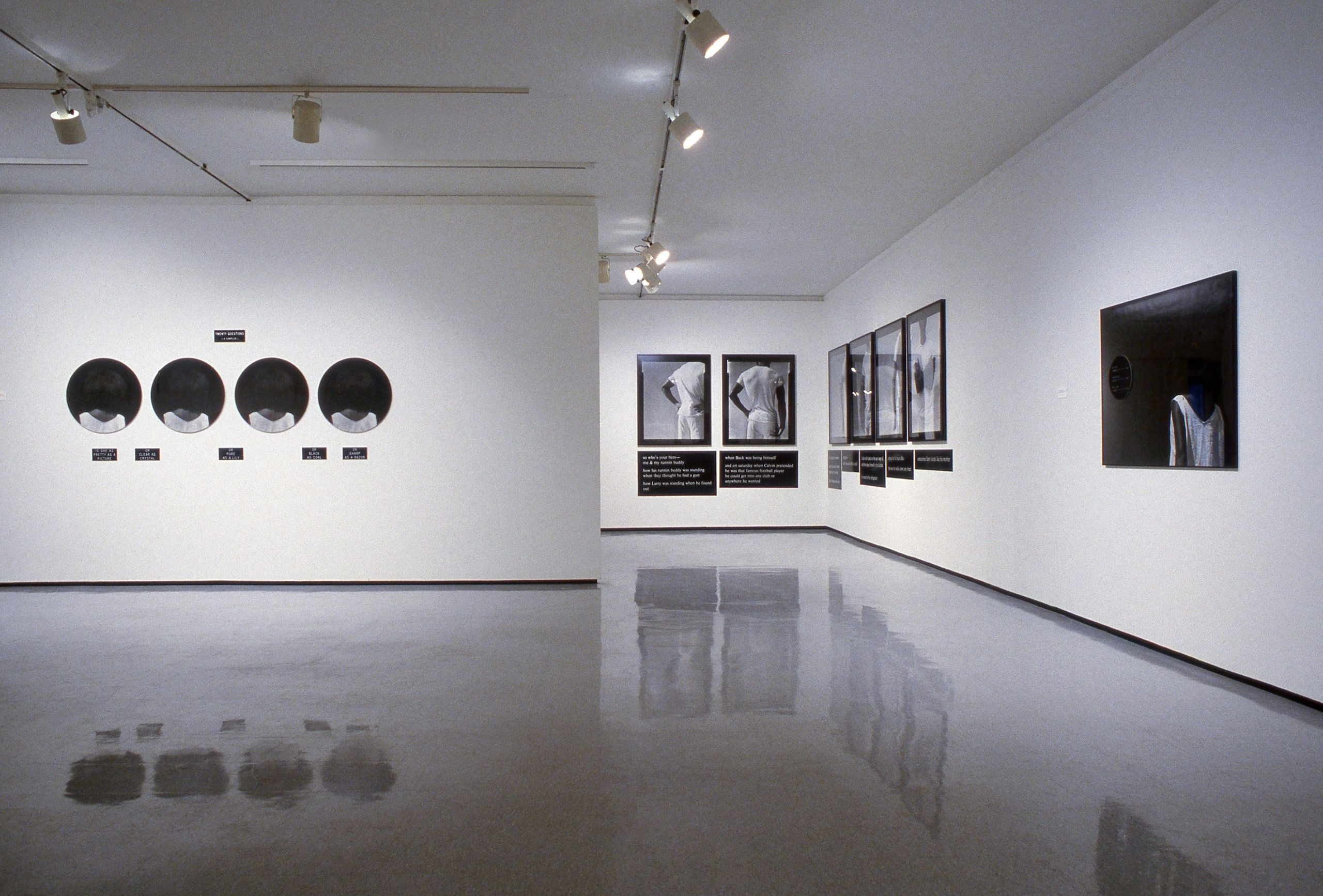 Lorna Simpson: For the Sake of the Viewer