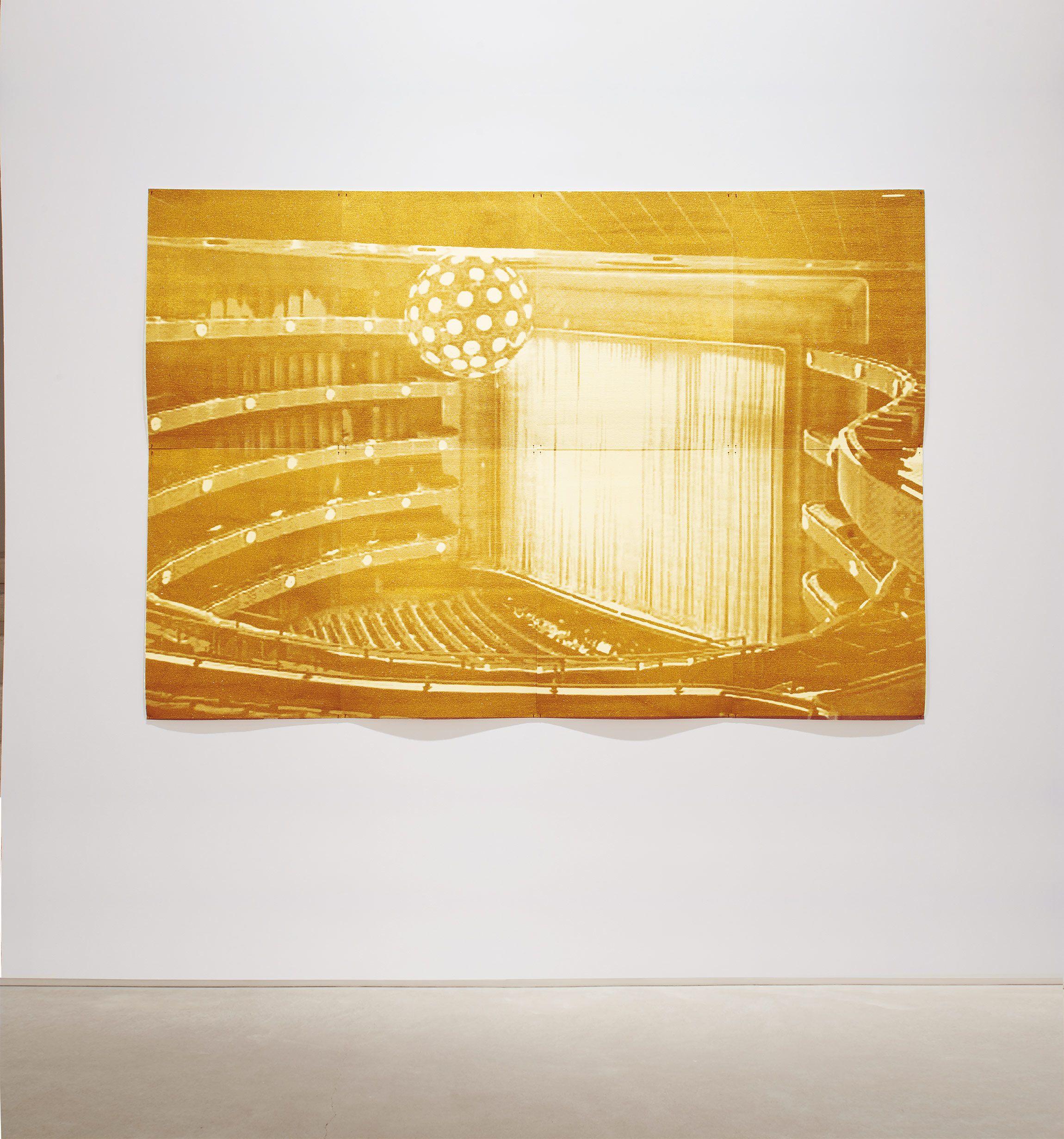Curtain, 2011