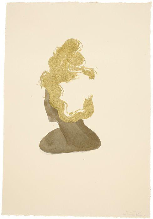 Gold Head L, 2011