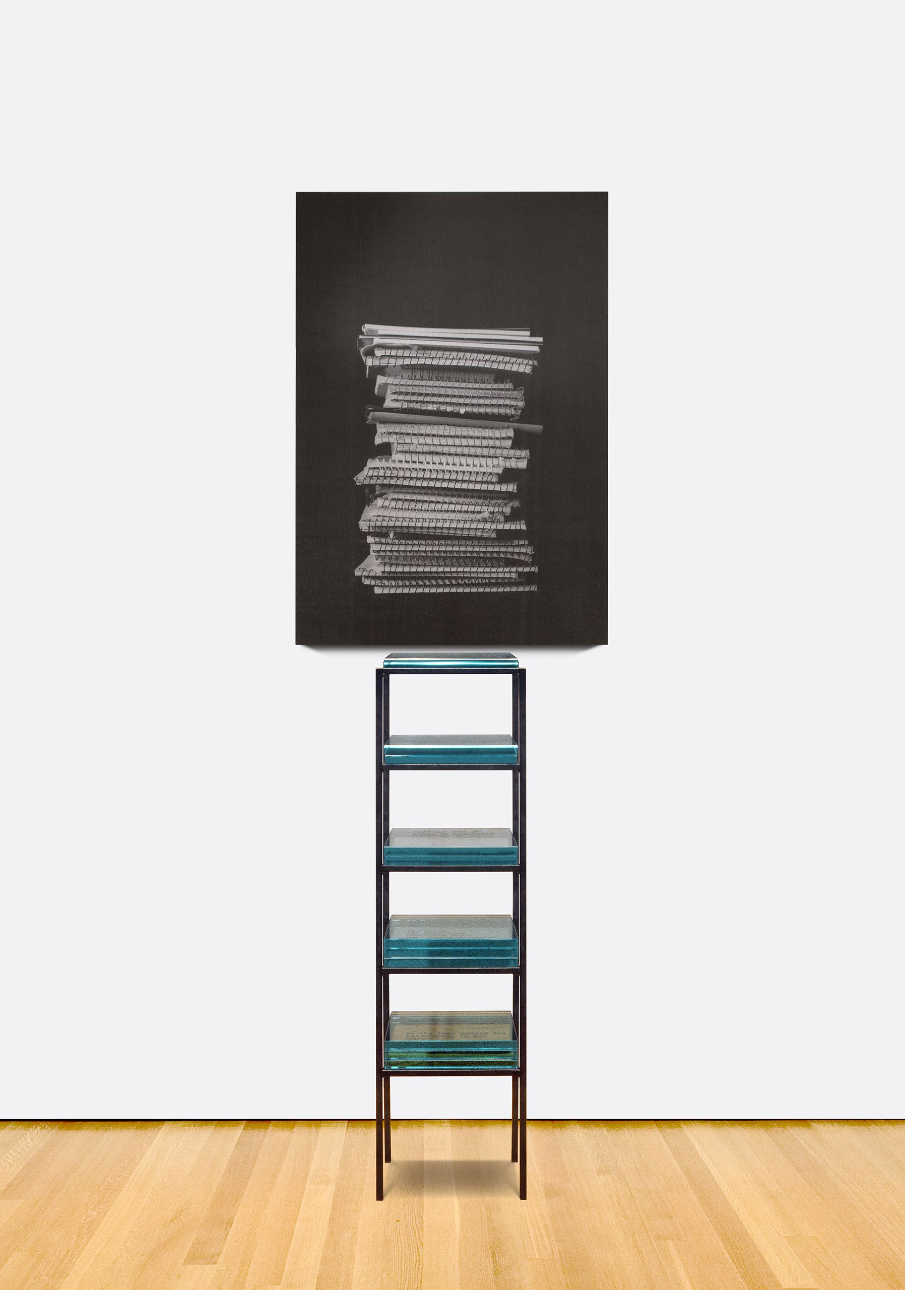 Stack Of Diaries, 1993