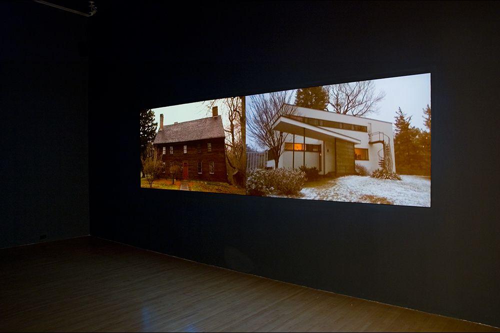 Corridor, 2003 (installation)