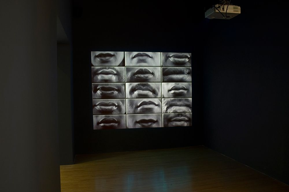 Easy to Remember, 2001 (installation)