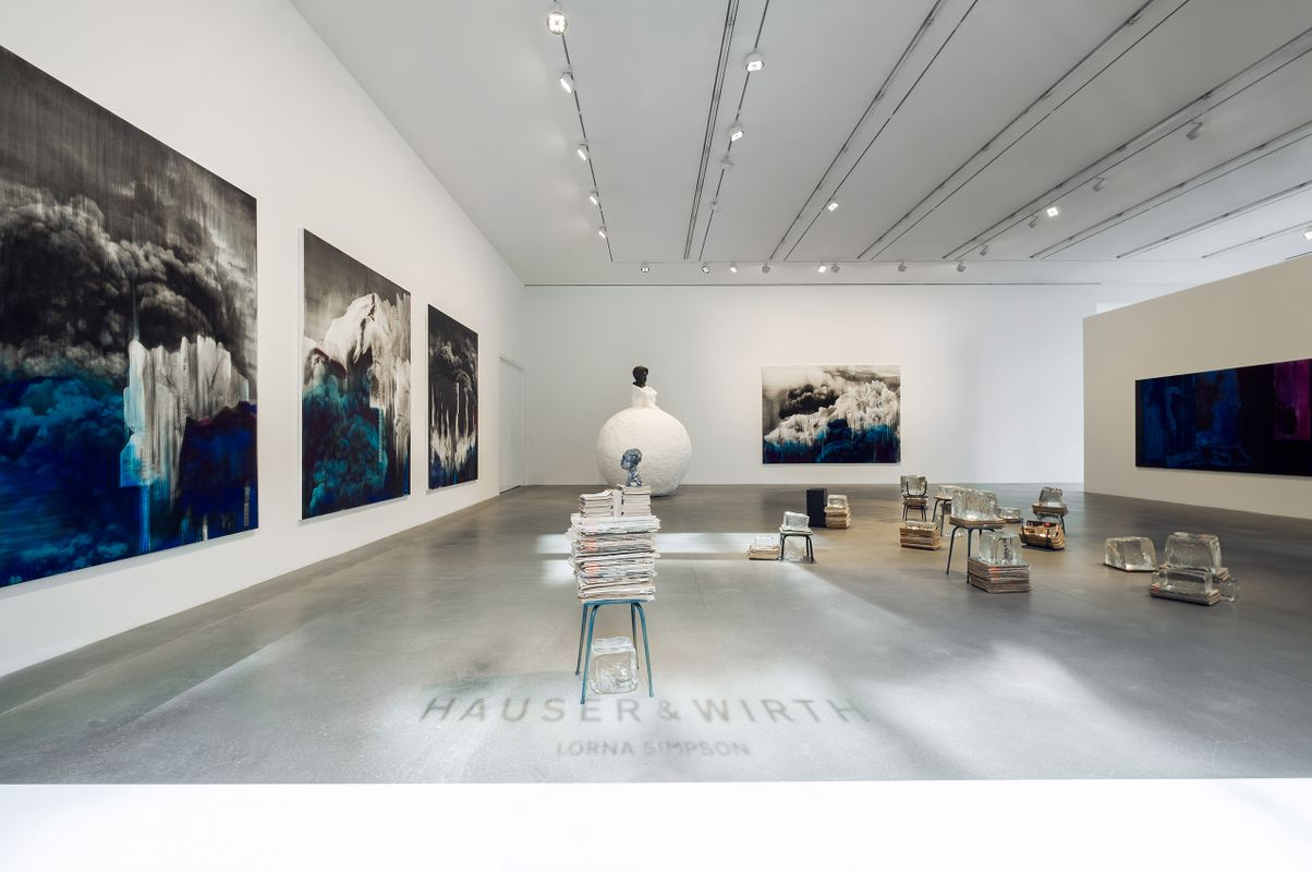 Exhibitions - Lorna Simpson Studio