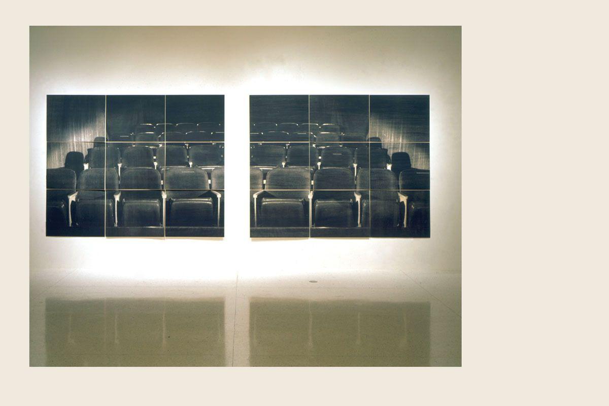 Theatre Seats, 1998