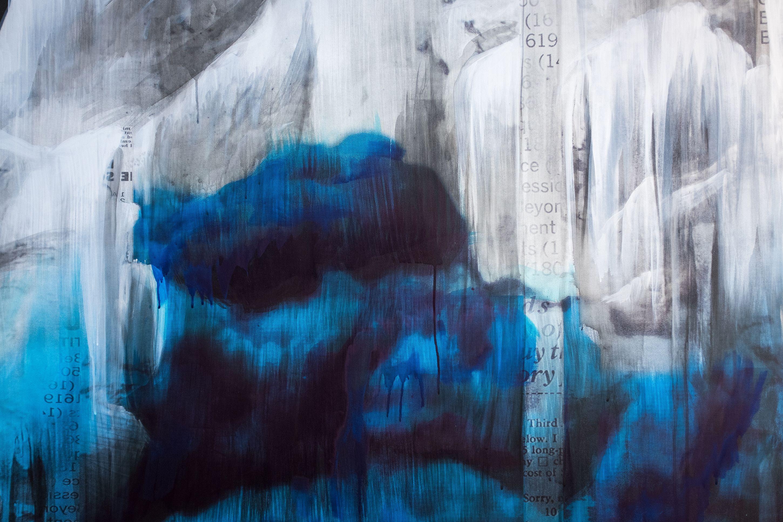 Ice 4, 2018 (detail)