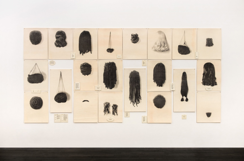 Wigs (Portfolio), 1994