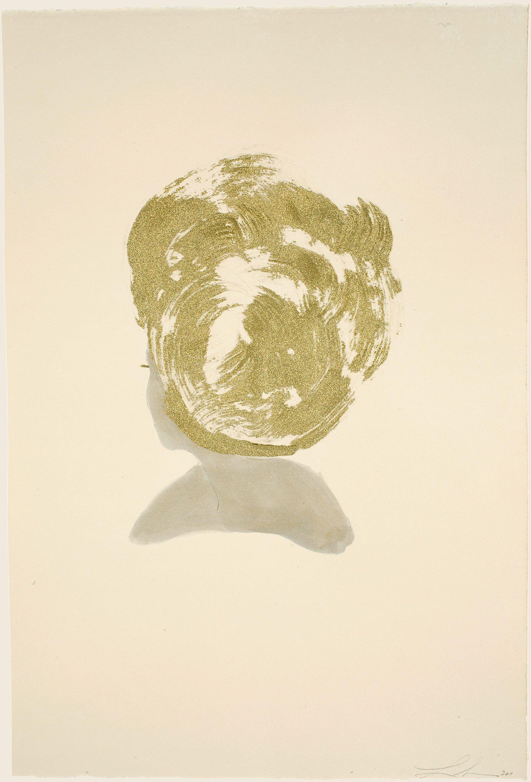 Gold Head C, 2011