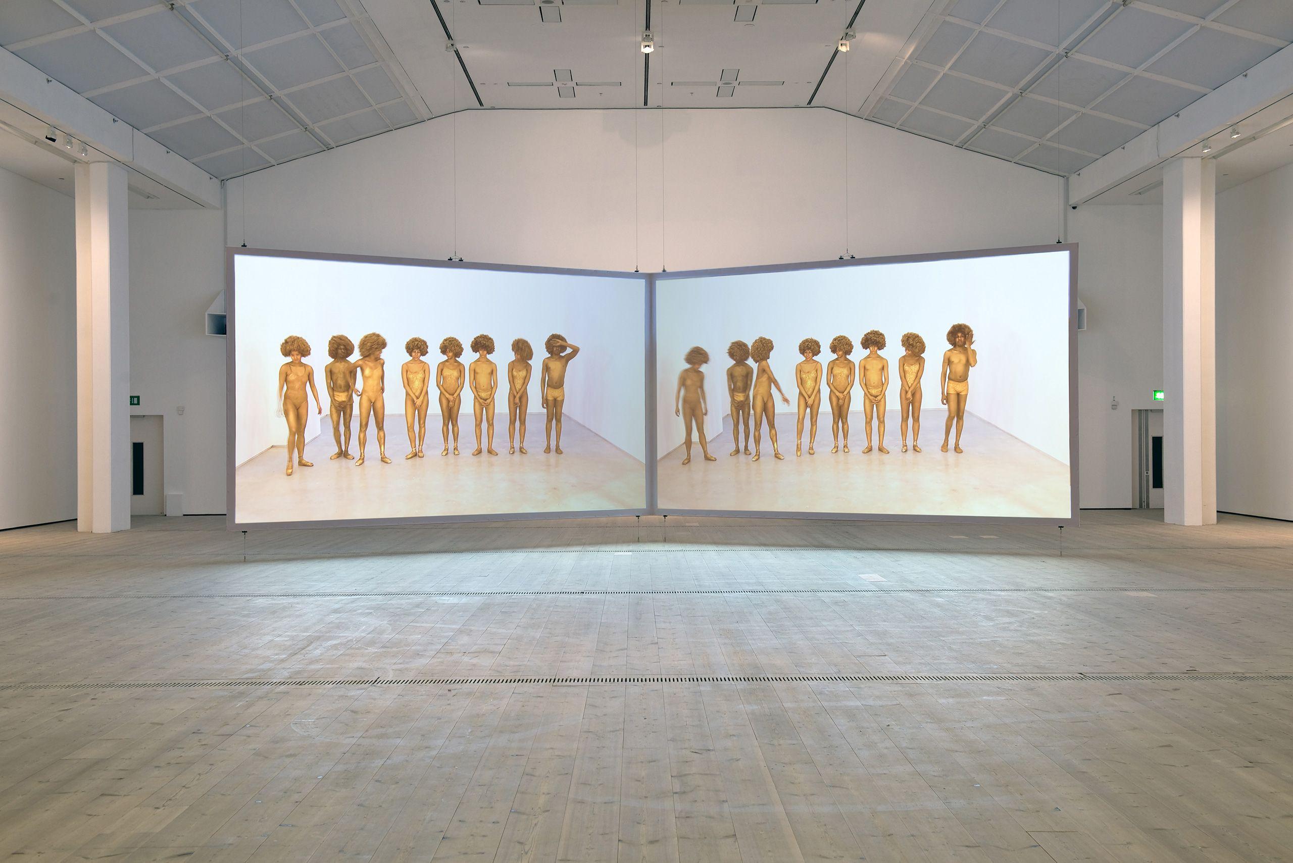 Momentum, 2011 (installation view)