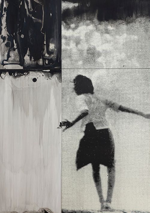 Three Figures, 2014 (detail)