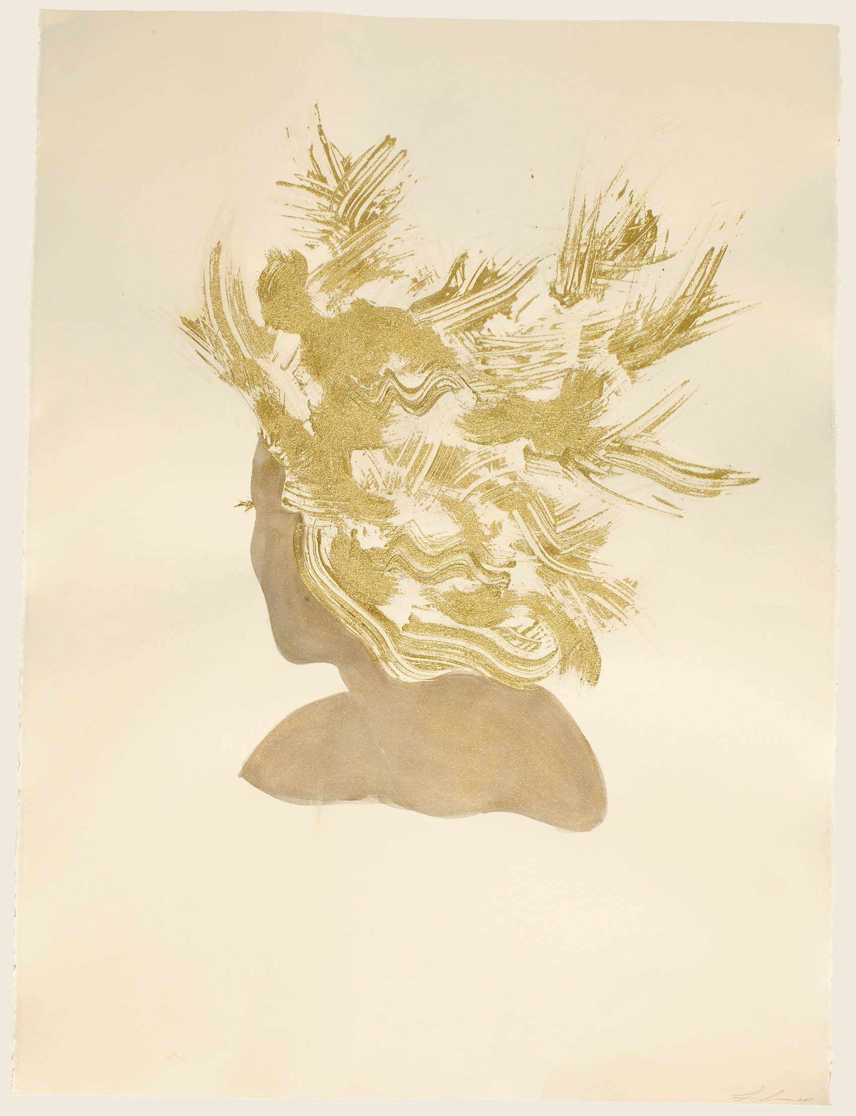 Gold Head A2, 2011