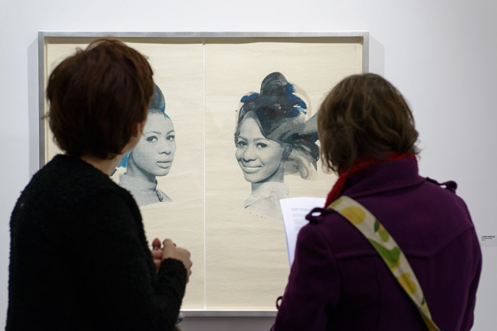 Double Portrait, 2012