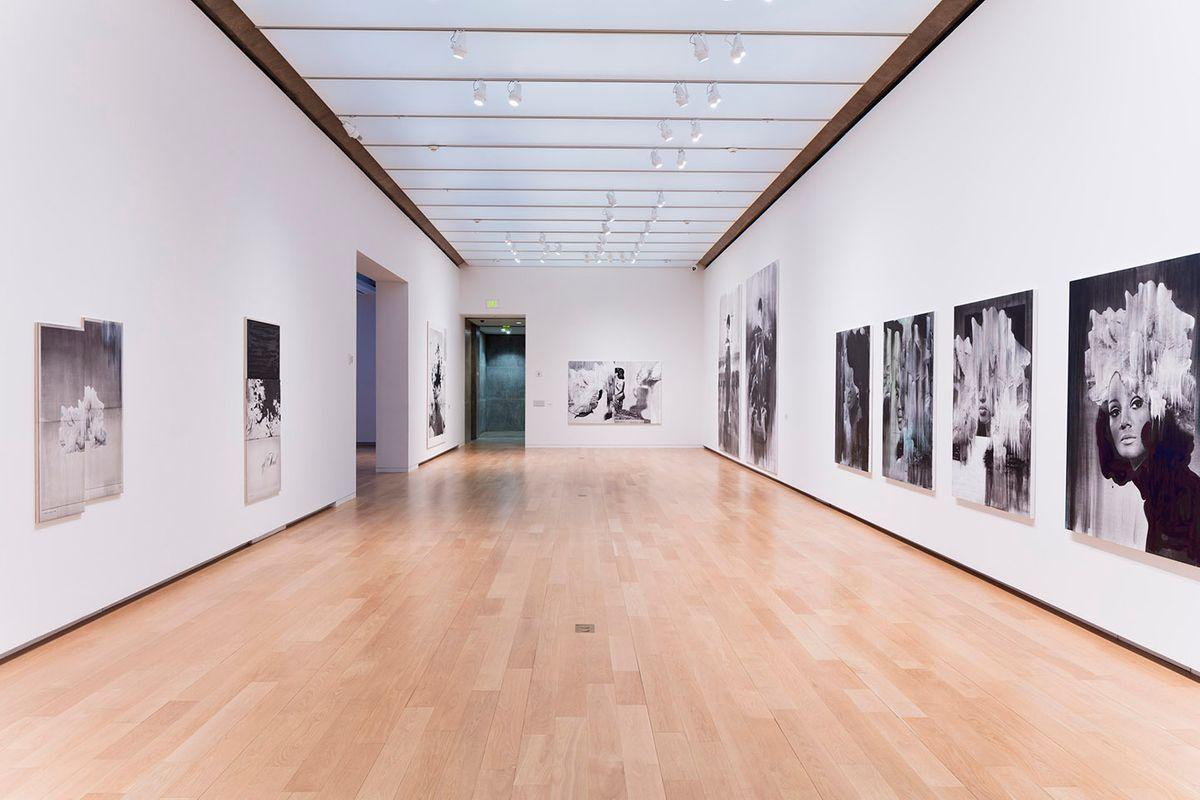Modern Art Museum Of Fort Worth 2016 17 Lorna Simpson Studio