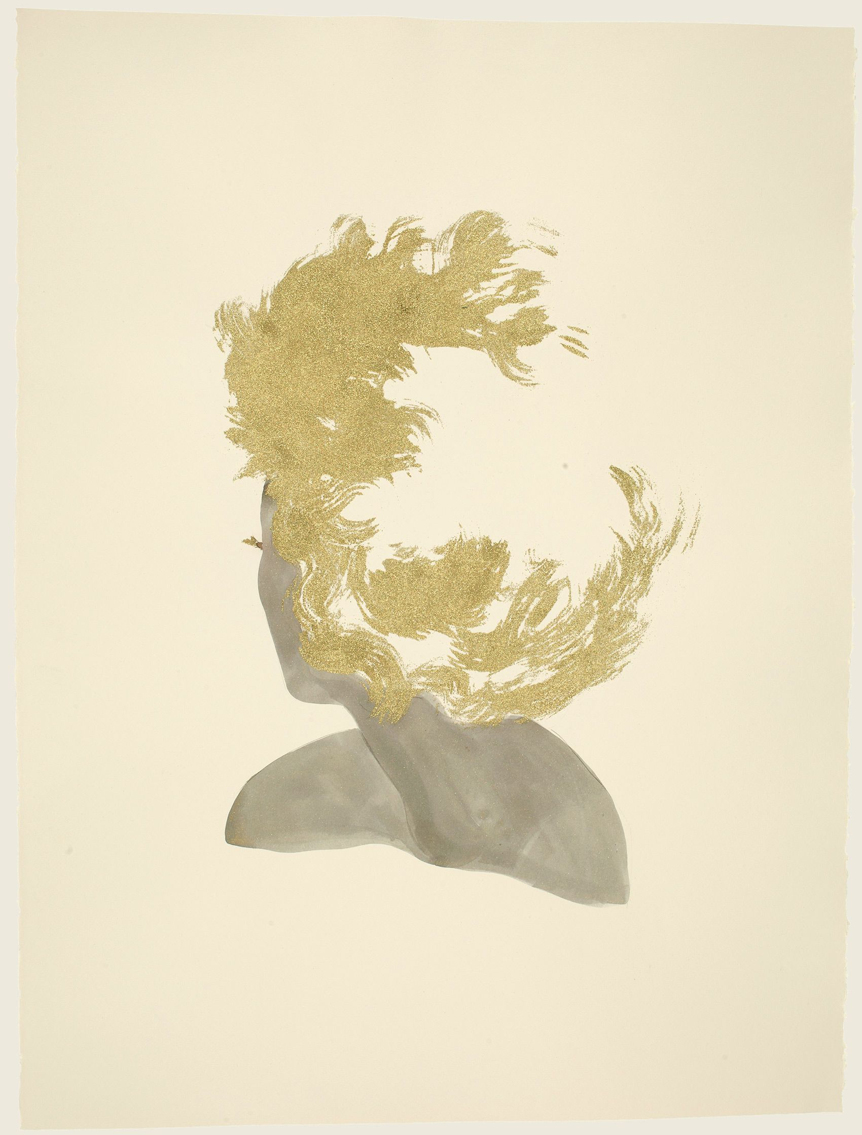 Gold Head A3, 2011