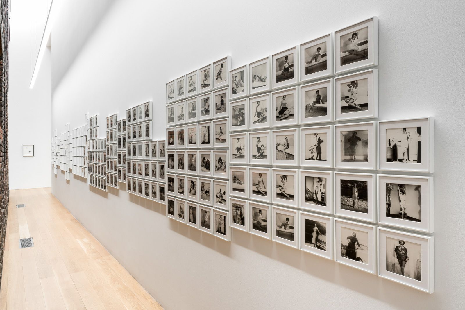 1957-2009, 2009 Rennie Collection (install view)