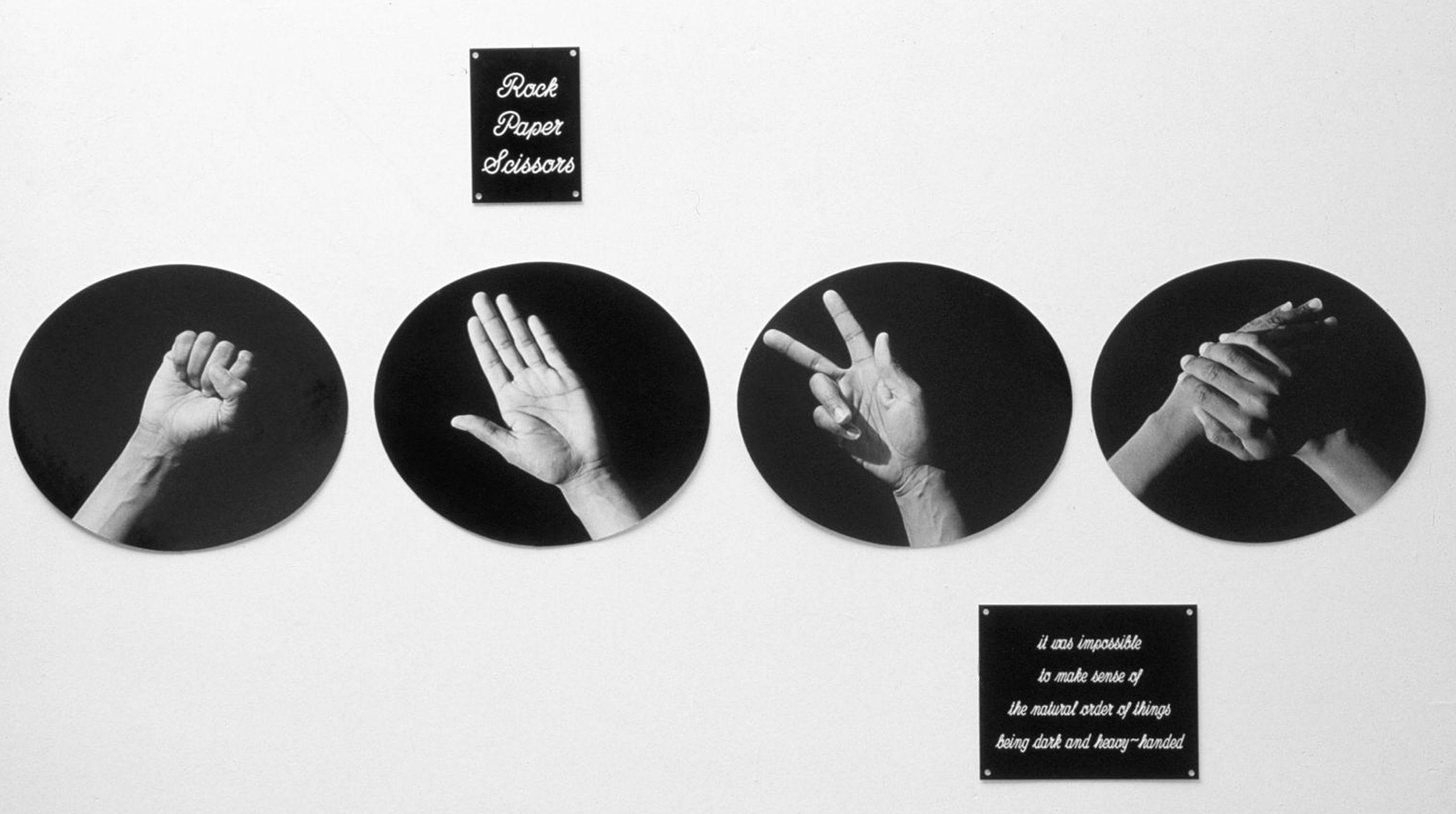 Plaques, 1986