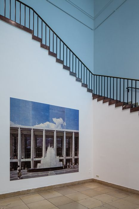 Day Time (installation view), 2011
