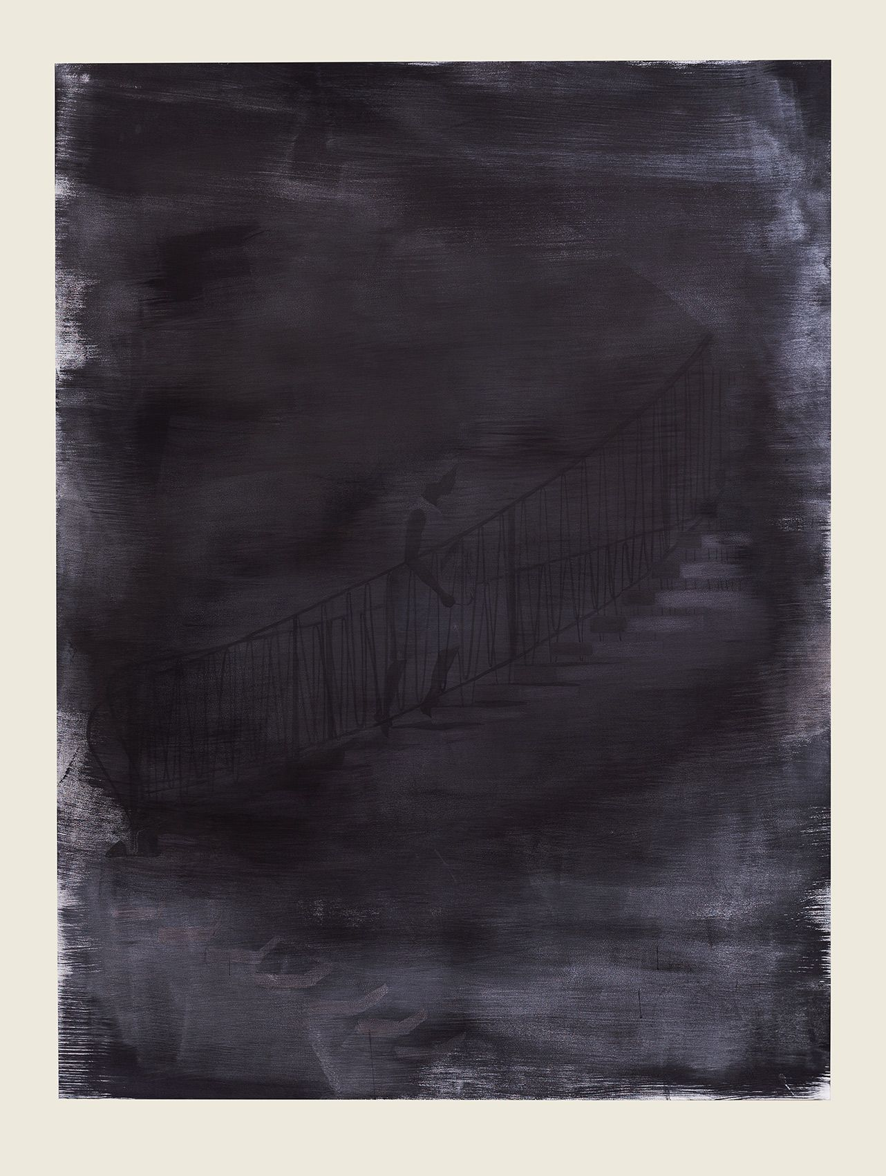 Darkened Staircase, 2015