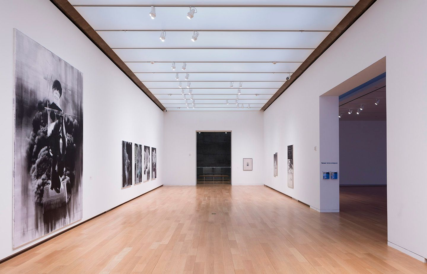 Modern Art Museum of Fort Worth (installation view)