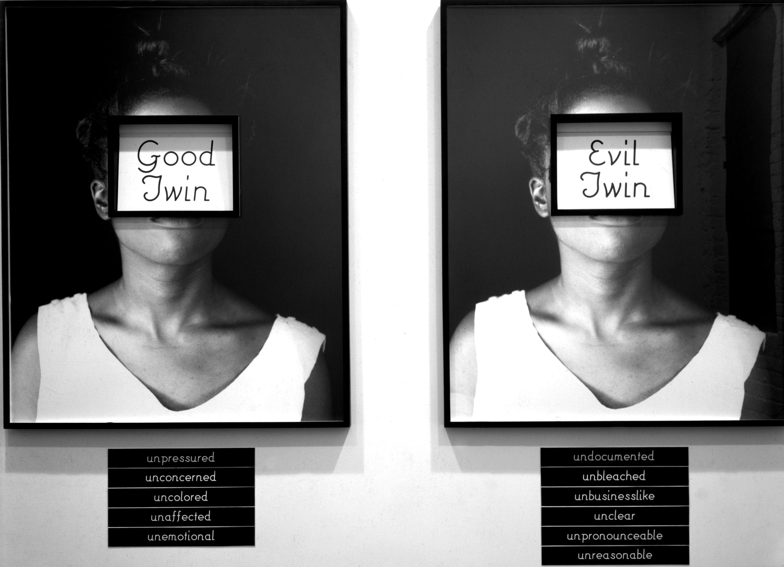 Good Twin Evil Twin, 1989