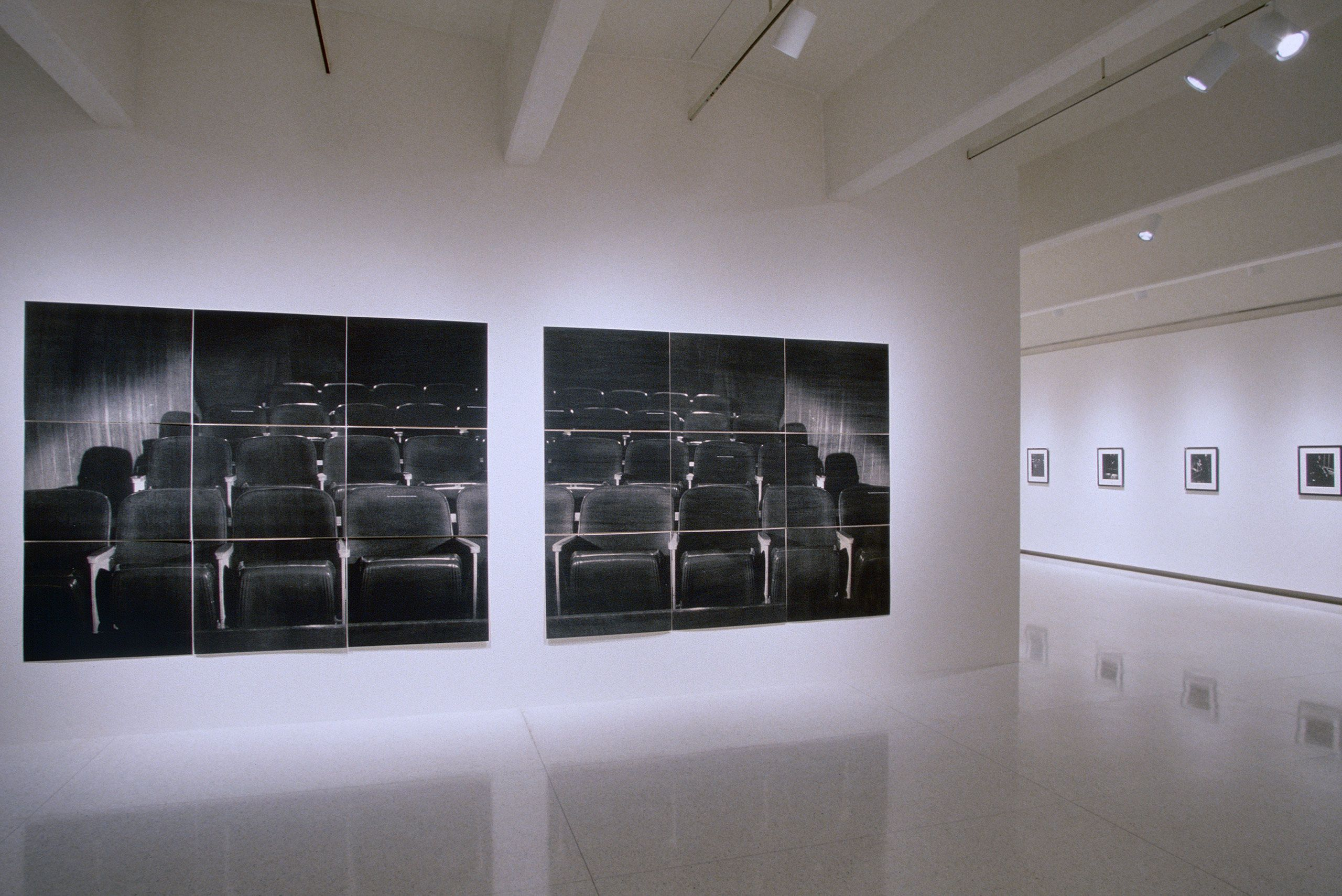 """Scenarios: Recent Work by Lorna Simpson"", Walker Art Center, Minneapolis, MN 1999"