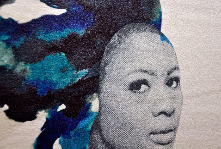 Double Portrait, 2012 (detail)