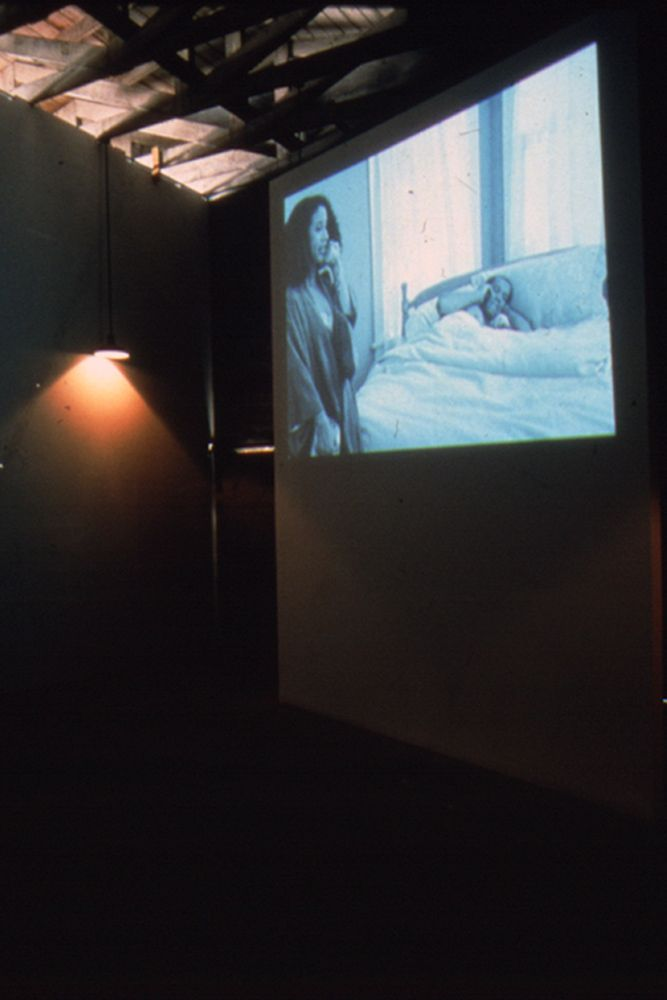 Call Waiting, 1997 (installation)