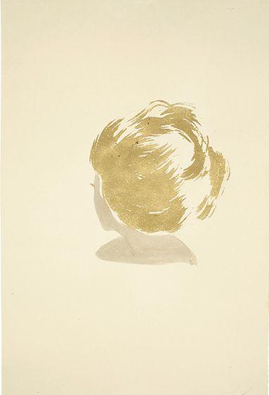 Gold Head B, 2011