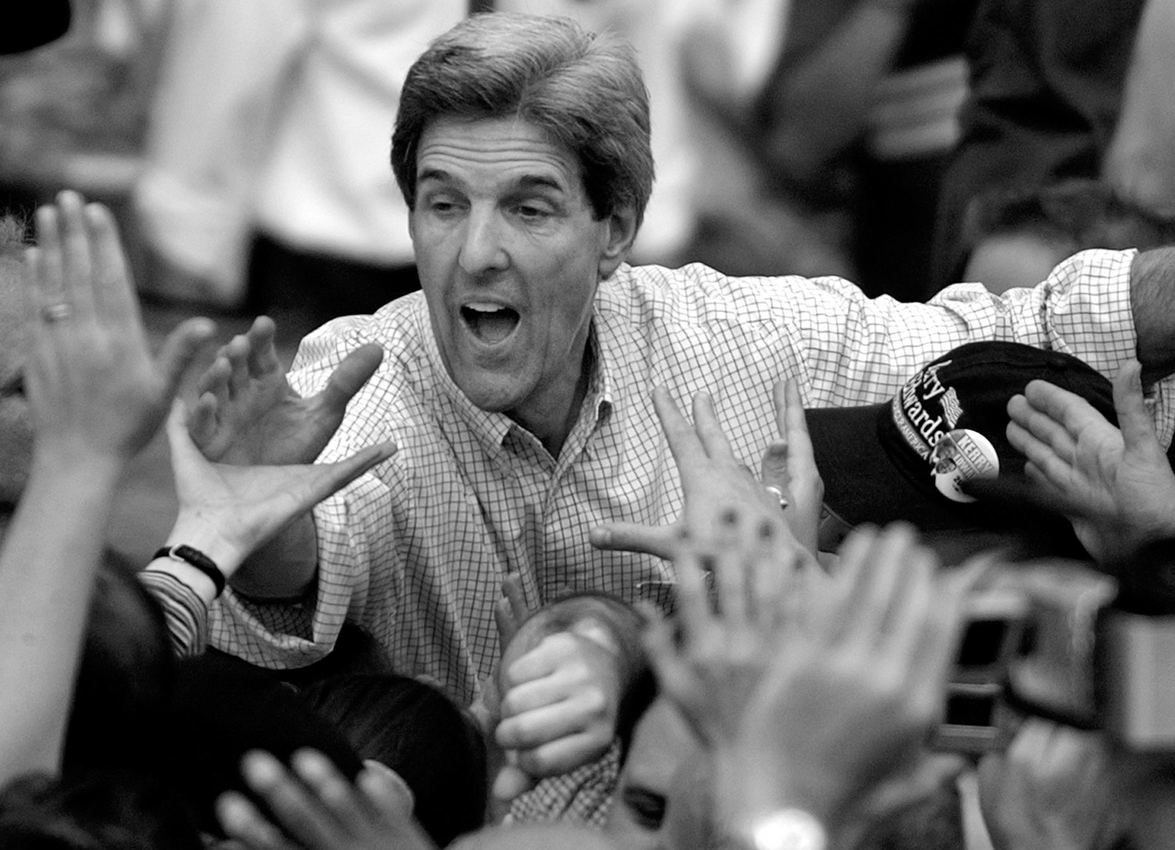 John Kerry Presidential Campaign 2004