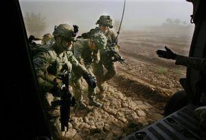 MEDEVAC Afghanistan